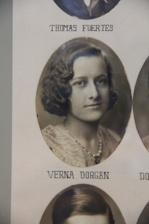 Verna Dorgan, Class of 1931, Bradford High School