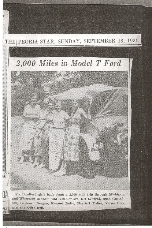 Peoria Journal Star 1936